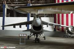 158819 AC-402 - E-308 - LTV A-7E Corsair II - Tillamook Air Museum - Tillamook, Oregon - 131025 - Steven Gray - IMG_7980