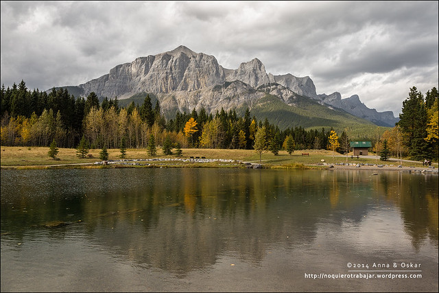 Quarry lake park canmore alberta flickr photo sharing for Landscape rock quarry alberta