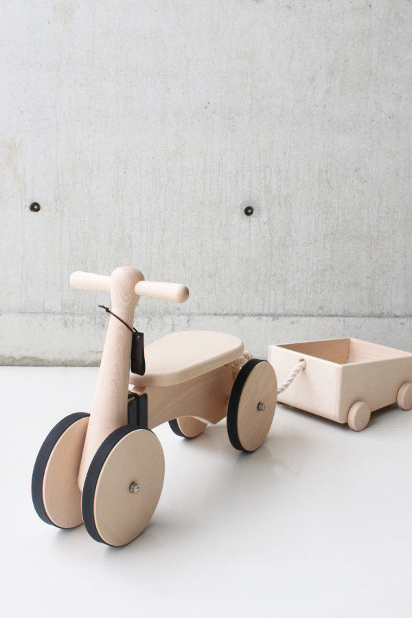 Paul&Paula blog: wooden bike