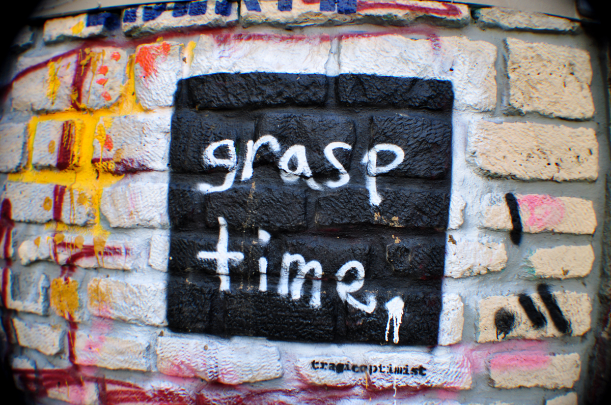 grasp time