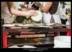 Mexico - Tortillas