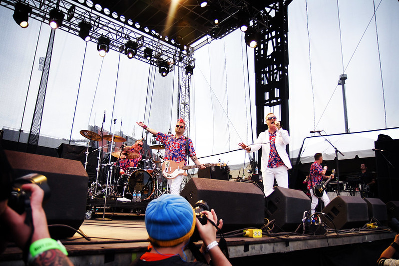Riot Fest Denver 2014 - Me First & The Gimme Gimmes