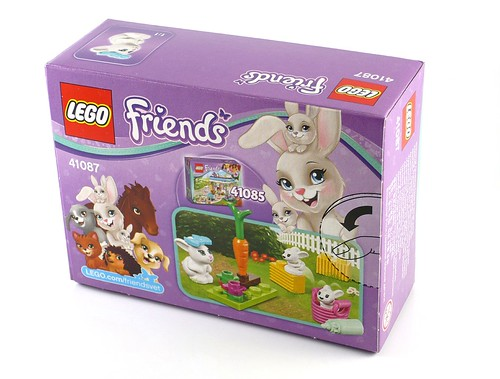 LEGO Friends 41087 Bunny and Babies 02