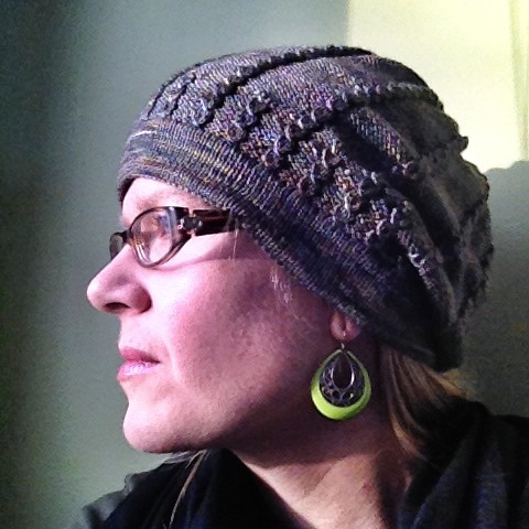 Saphora Hat, the mystery hat from Woolly Wormhead revealed