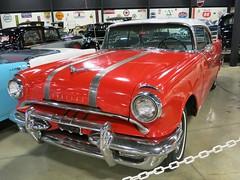 automobile, automotive exterior, pontiac chieftain, vehicle, custom car, auto show, compact car, antique car, sedan, vintage car, land vehicle, luxury vehicle, motor vehicle,