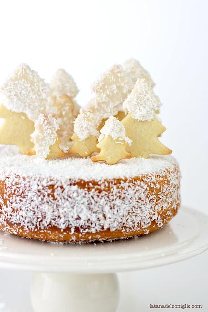 torta soffice al cocco e rhum6