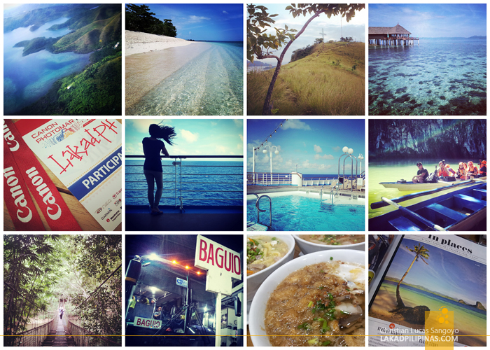 Lakad Pilipinas Travels for November 2014