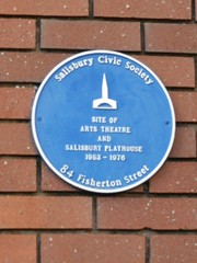 Photo of Blue plaque number 7601