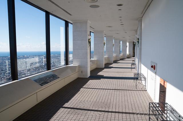 浜松アクトタワー 展望回廊