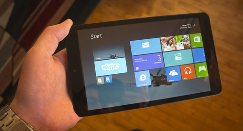 eSTAR GEMINI 8   lietuviška Windows 8.1 planšetė