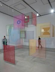 Elsi Giauque, Élément spatial (Spatial Element), 1979.