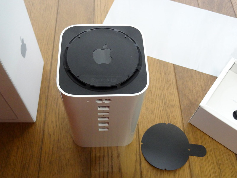 AirMac Time Capsule(6)