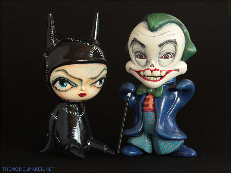 Catwoman and Joker2