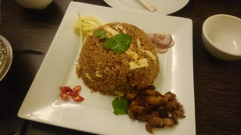 Bagoong Rice.
