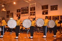 014 Whitehaven High School Bass Drummers