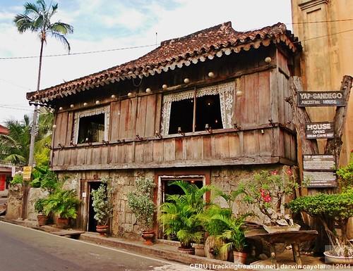 Cebu - Yap-Sandiego Ancestral House