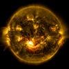 Sun Release M8.7-Class Solar Flare on Dec. 17, 2014