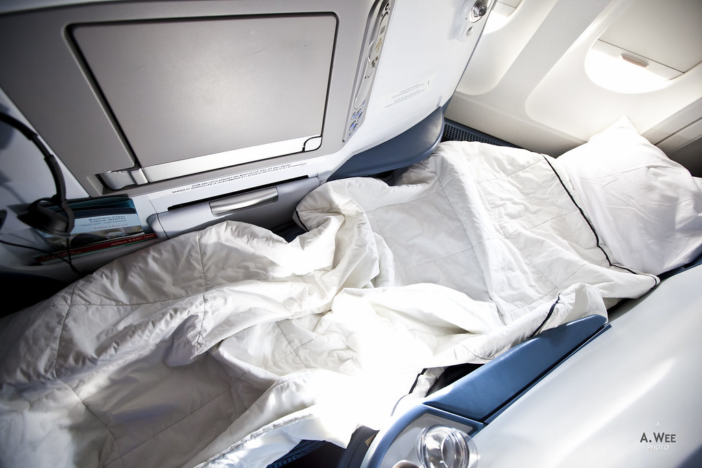 Seat with Duvet