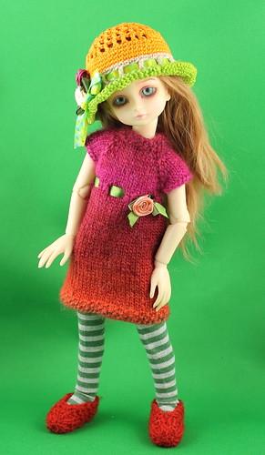 knit dress - Amber