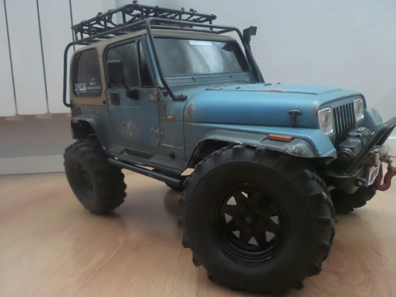 Jeep Wrangler YJ RcModelex 16063283992_3b41b368ff_o
