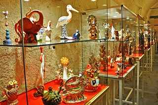 Noicattaro. Museo Fischietti front