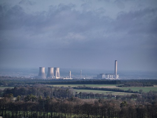 Ridgeway - Didcot Power Station