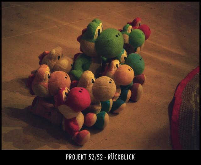 Projekt 52/52 - Rückblick