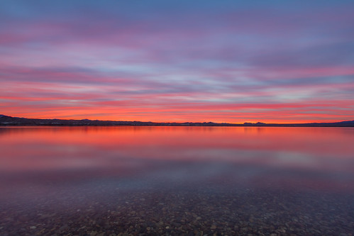 longexposure sunset arizona lake water unitedstates lakehavasucity