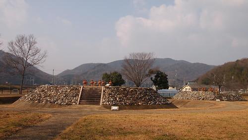 ぶらり有年旅 有年原・田中遺跡公園