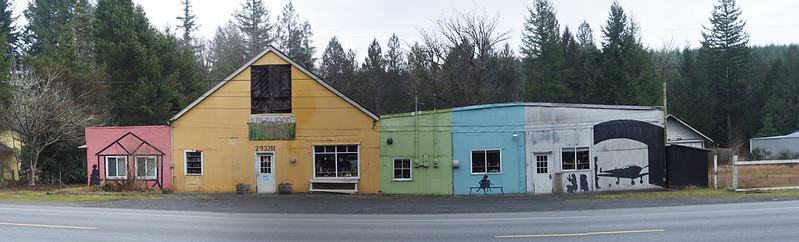 Antique Shop: Just north of Quilcene