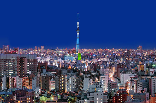 Tokyo Spread
