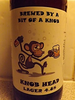 Direct Beers, Knob Head, England