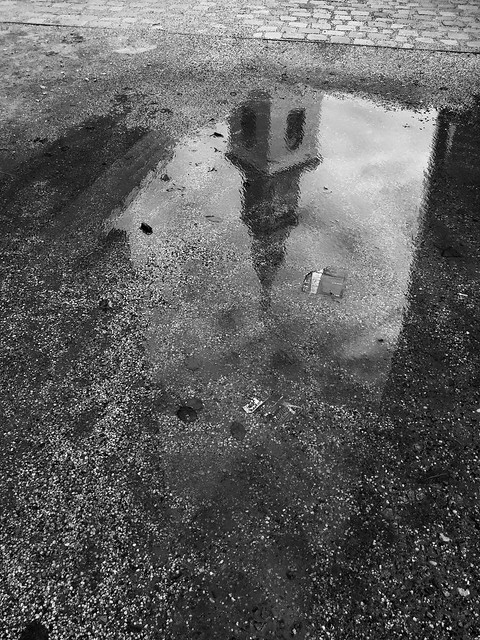 Water Reflection Photography Black And White Water Water_col...