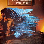"ALAN PARSONS PROJECT Pyramid 12"" Vinyl LP"