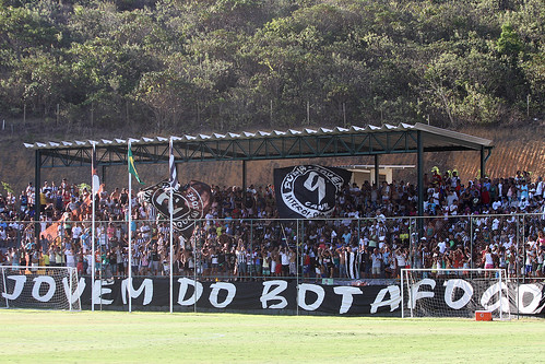 JogoTreino Botafogo x Goncalense
