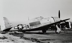 Curtiss P-47G Thunderbolt Curtiss P- 47G-10-CU, 42-25068. Following cancellation of the Army contract for the P-60A in January 1942, the Curtiss-Wright company was given a contract to begin construction of the D-version of the Thunderbolt under license at