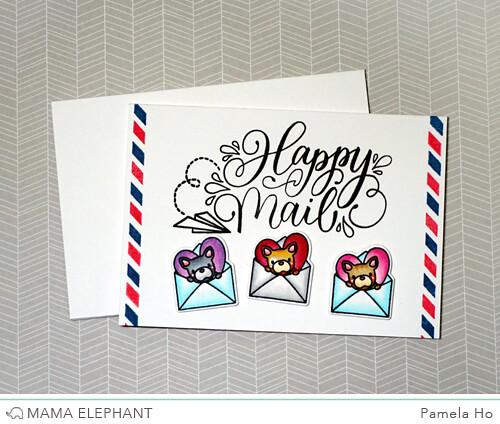 SH - Happy Mail