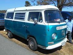 1971 Volkswagen Transporter Westfalia