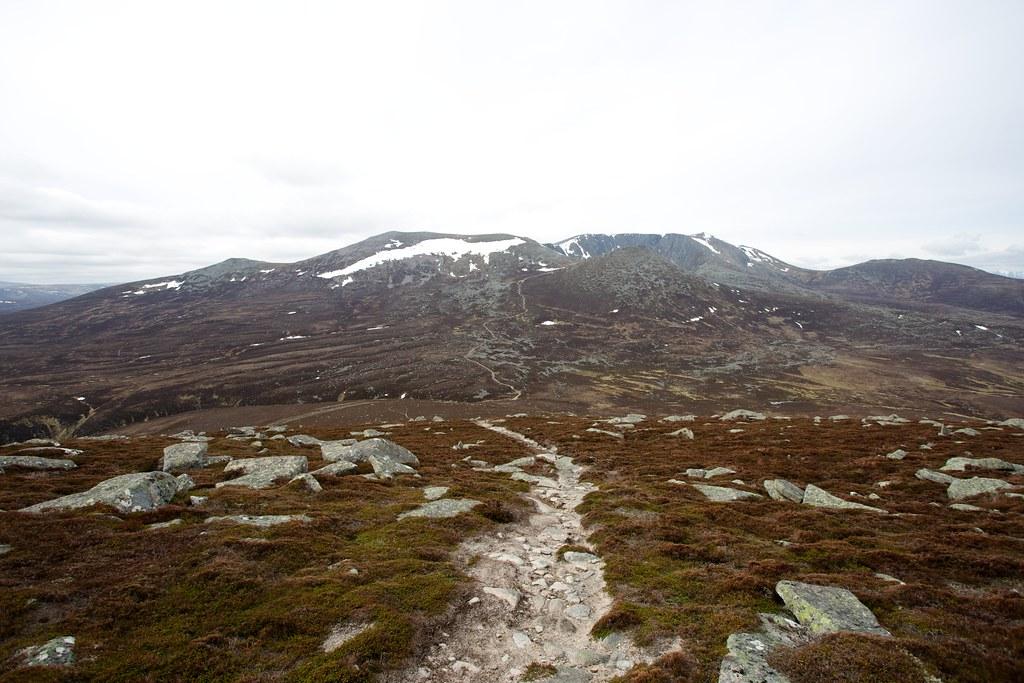 Path to Lochnagar
