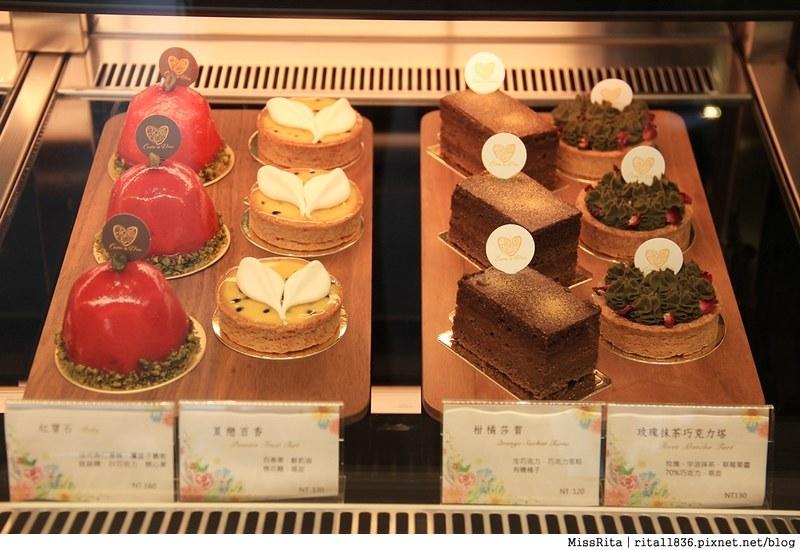 金心盈福 Cuore D'oro法義甜點 台中法式甜點 台中甜點 台中下午茶 台中推薦甜點 義式冰淇淋1