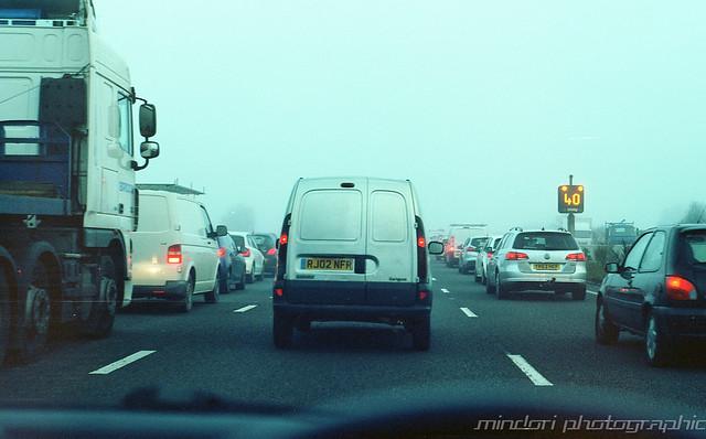 Day 307 - Traffic