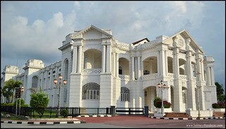 Heritage Buildings in Ipoh, Malaysia