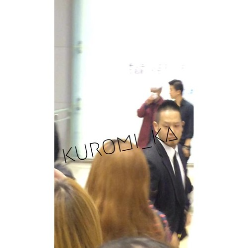 Big Bang - Kansai Airport - 21aug2015 - kuromi_ka - 04