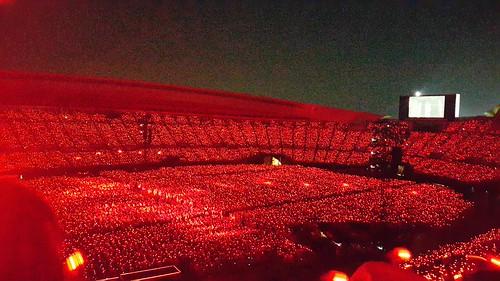 BIGBANG 10th Anniversary Concert Osaka Day 3 2016-07-31 (27)