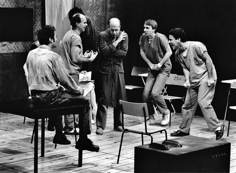 One Flew Over the Cuckoo's Nest Alexander Barnett still classic theatre international