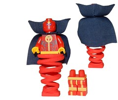 Red Tornado V2 Custom Figure