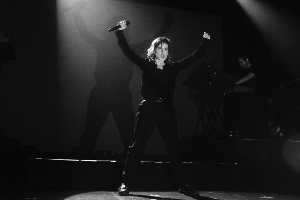 Christine And The Queens @ Terminal 5, New York (10/10/16)