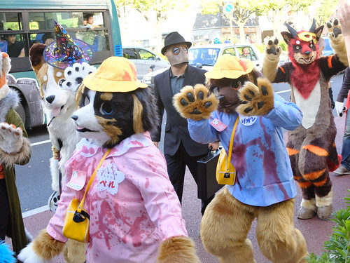 Kawasaki Halloween parade 2014 128