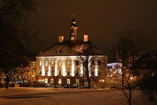 Town Hall in Tartu