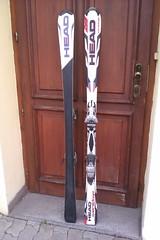 Slalomové lyže Head World Cup Liquidmetal - titulní fotka